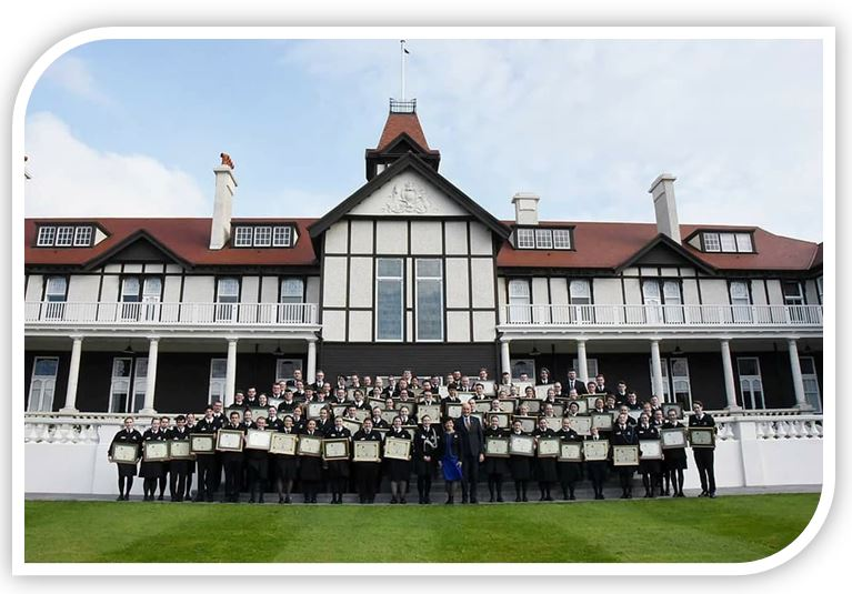 90 Grand Prior Cadets Celebrate 90 Years of St John Youth in New Zealand